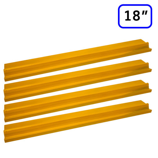 "18"" Mah Jongg Wood Racks"