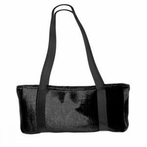 Velour Over the Shoulder Mah Jongg Bag