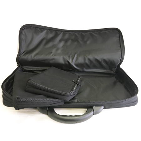 case with handle inside