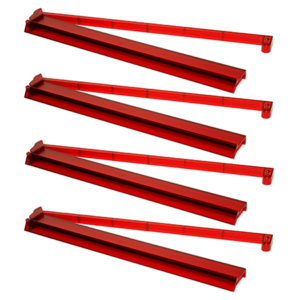 Mah Jongg Combo Racks - Red