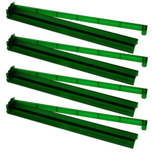 Mah Jongg Racks - Dark Green Combo Racks