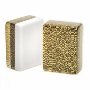Gold Black Glitter American Mah Jongg Tiles