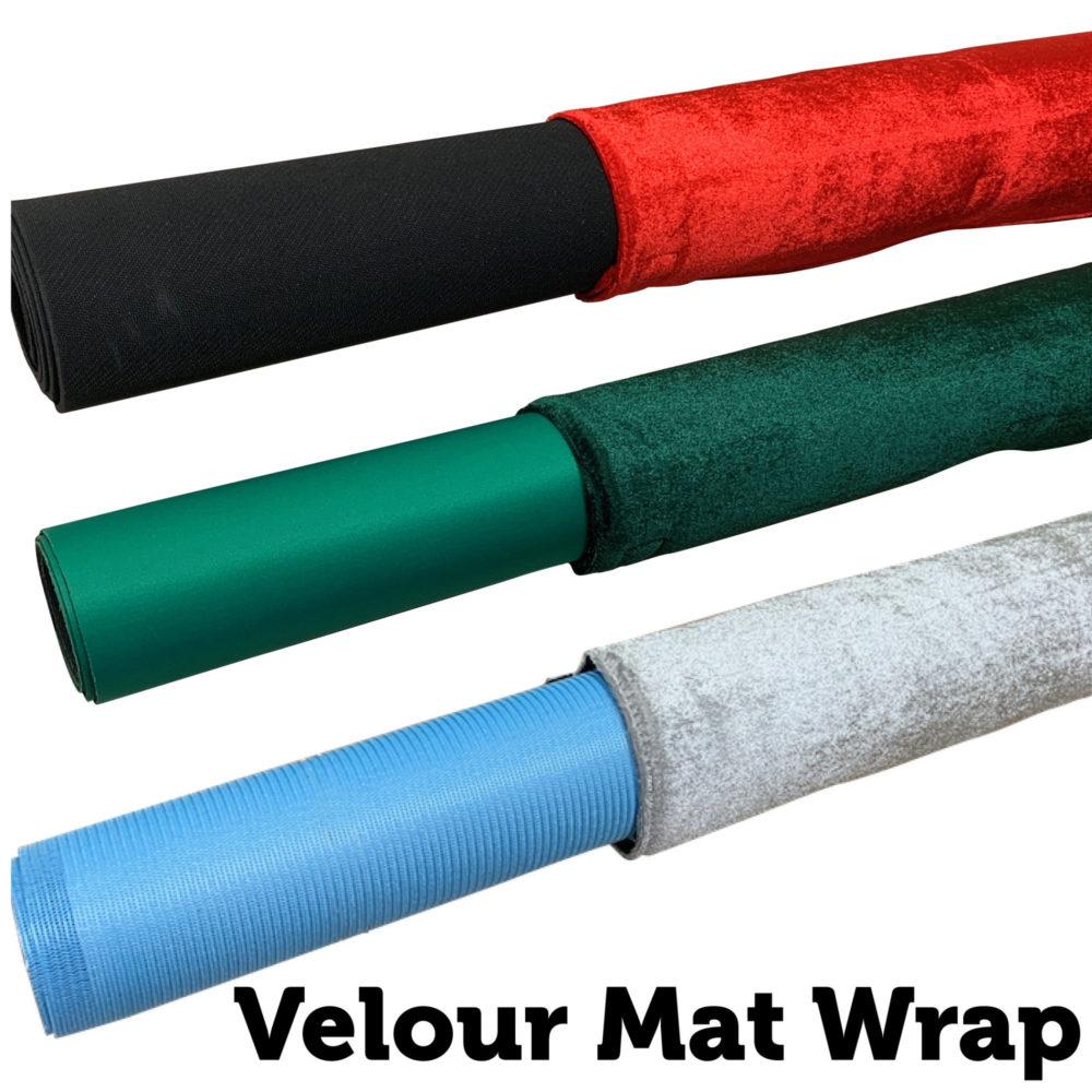 Mah Jongg Mat Wrap - Mah Jongg Table Cover Wrap / Holder