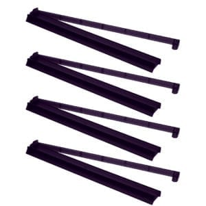 Mah Jongg Racks - Dark Purple Combo Racks