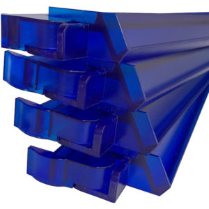 Dark Blue American Mah Jongg Modern Racks - Combo Racks - Racks with pushers