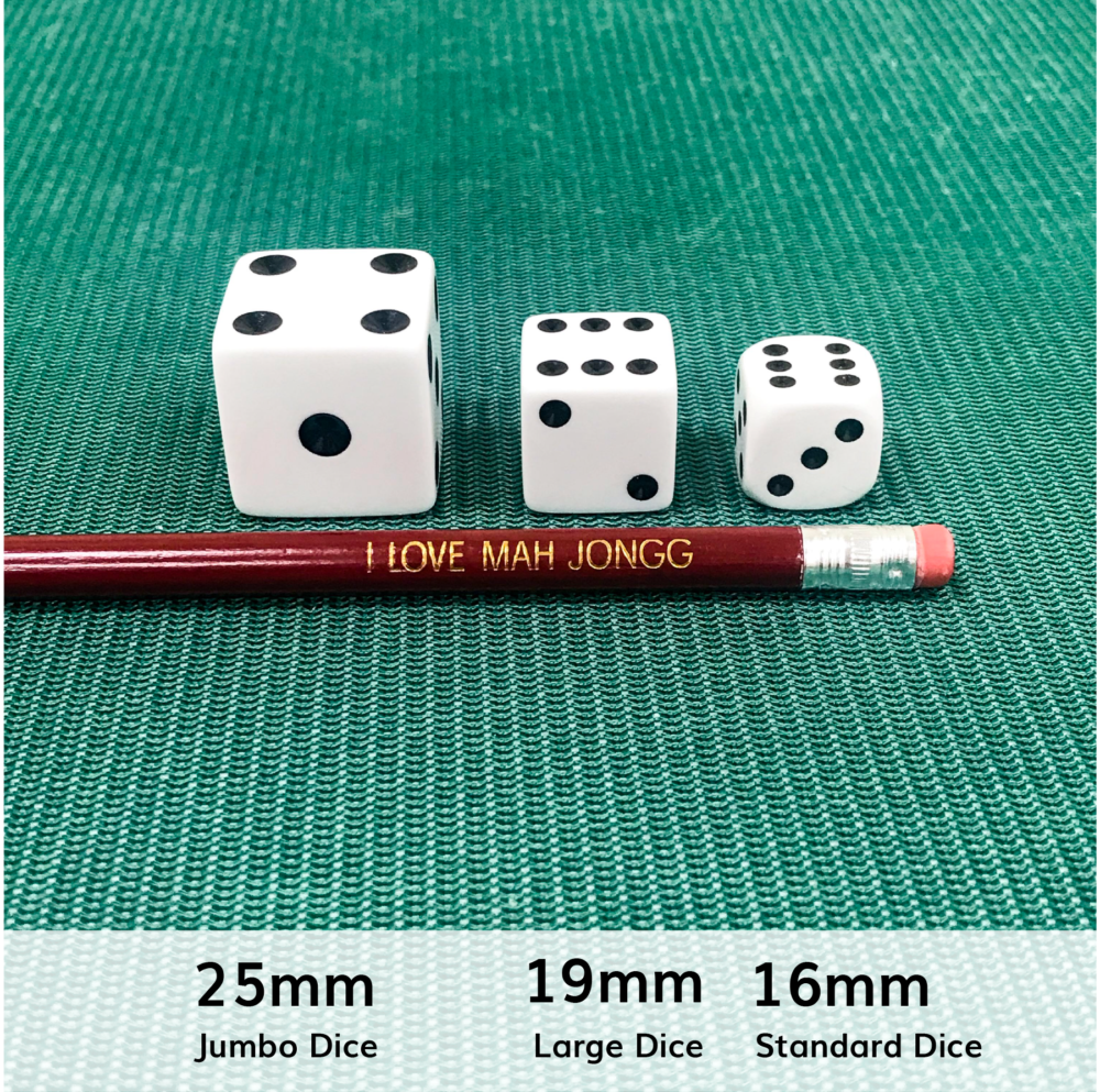 Dice Sizes at Where The Winds Blow