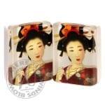 Geisha Mah Jongg Tiles