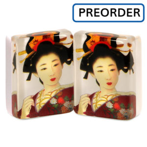 Preorder Limited Edition Geisha Tiles Where The Winds Blow Mah Jongg Exclusive