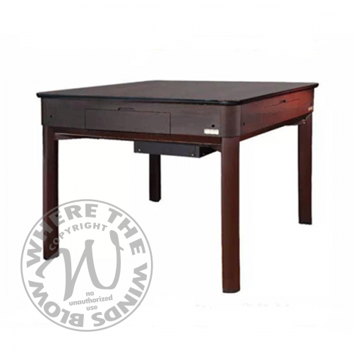 Contemporary Automatic Table Walnut