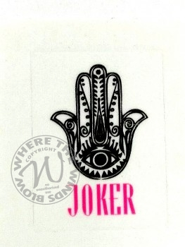 Fun Joker Stickers