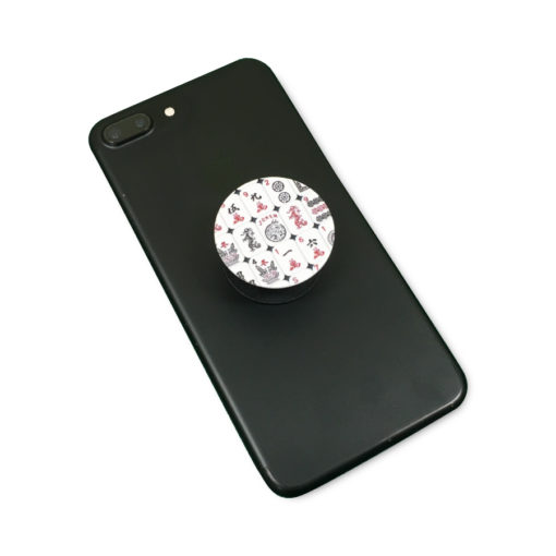 Mah Jongg Pop Socket Stand for Cell Phone