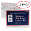 2017 NMJL Card - 12 Pack