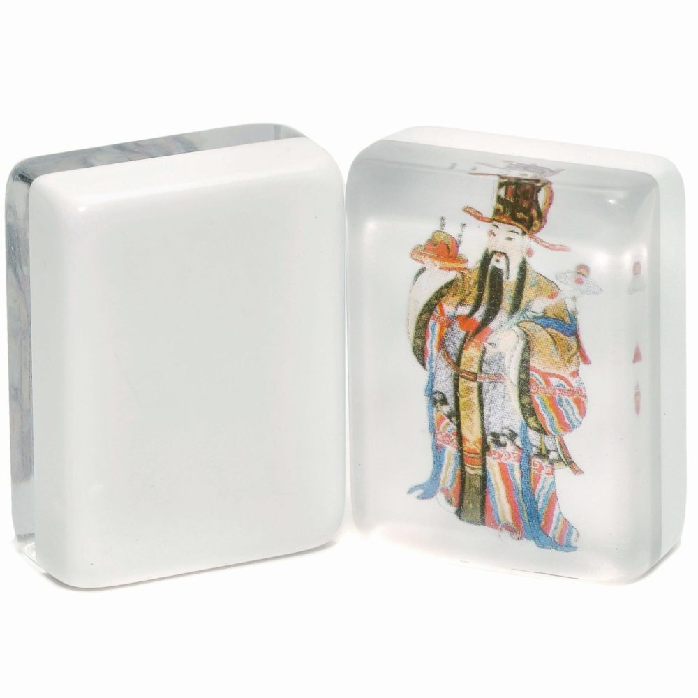 American Mah Jongg Tiles - Fortune God