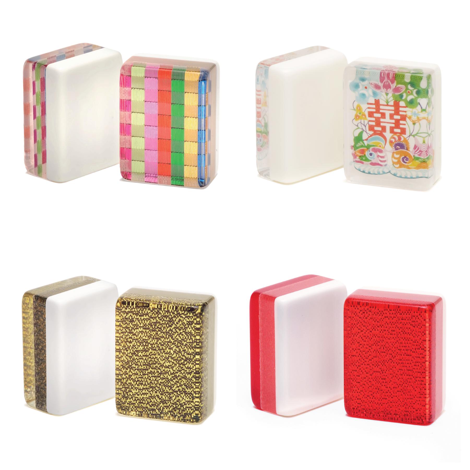 Clearance Premium American Mah Jongg Tiles On Sale