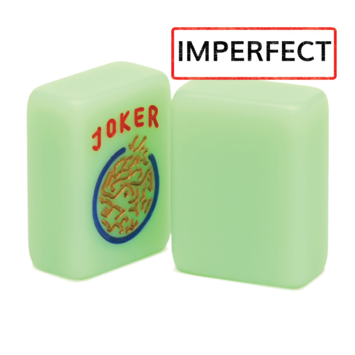 Mint imperfect- Sale Mah Jongg Tiles