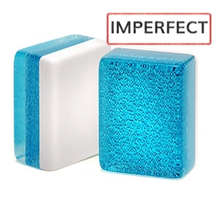 Turquoise Glitter Imperfect - Sale Mah Jongg Tiles
