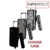 Imperfect Mah Jongg Case on Wheels