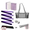 Mah Jongg Set Purple Stripe Special Value Set