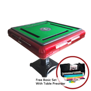 Preorder Automatic Mah Jongg Tables