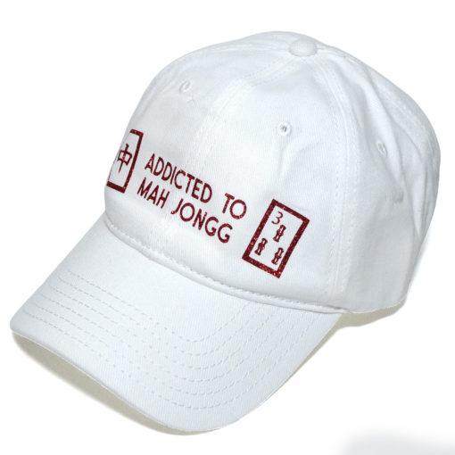 Mah Jongg Bling Hat