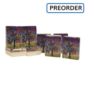 Preorder Limited Edition Butterflies Tiles Where The Winds Blow Mah Jongg Exclusive