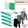 Clearance Mah Jongg Set - Green Glitter