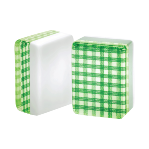 Green Checkered American Mah Jongg Tiles