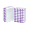 Purple Checkered American Mah Jongg Tiles