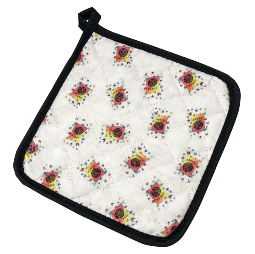 Mah Jongg Tile Hot Pad Pot Holder