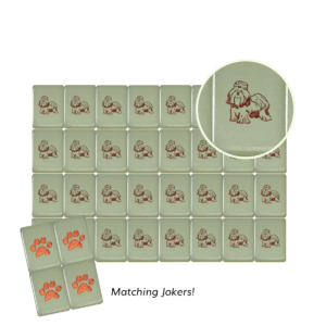 mah jongg jokers - mah jongg joker tiles -