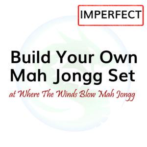 CLEARANCE American Mah Jongg Set - Build Your Own Mah Jongg Set