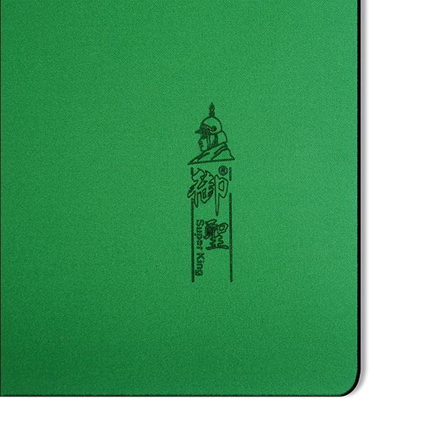Green Rubber Mah Jongg Mat Table Cover