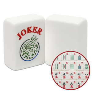 Easy Reader American Mah Jongg Tiles