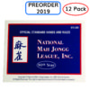 PREORDER 2019 National May Jongg League (NMJL) Cards