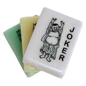 American Mah Jongg Replacement Joker Stickers
