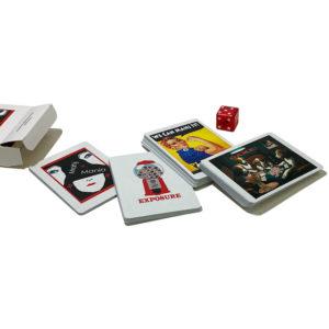 Mahj Mania Card Expansion Game by John Davis