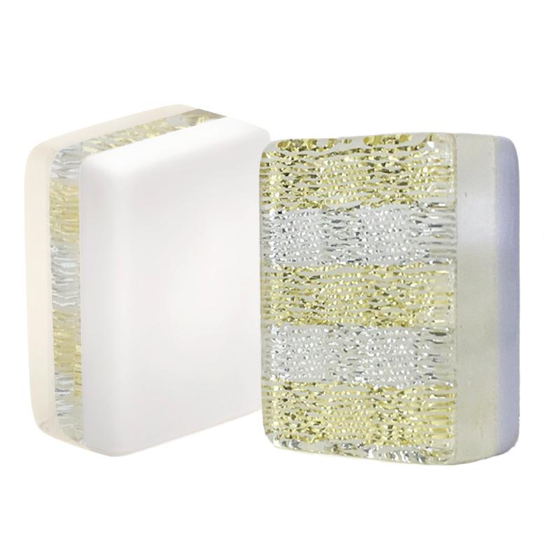 gold and silver mahjong set