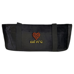 MAH JONGG CASE BAG WITH CUSTOM EMBROIDERY
