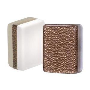Mocha Glitter American Mah Jongg Tiles