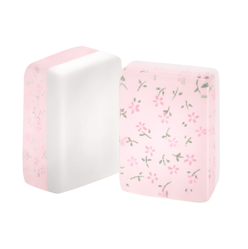 Pink Cottage Wallpaper American Mah Jongg Tiles