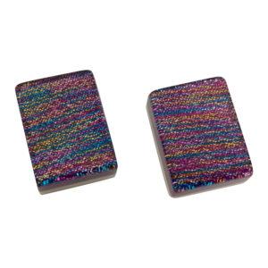 Purple Fantasy American Mah Jongg Tiles