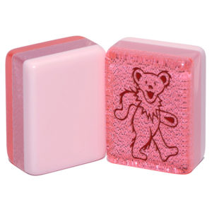 teddy bear pink mah jongg tiles