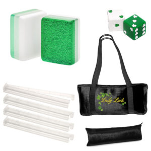 st. patricks mah jongg special value set