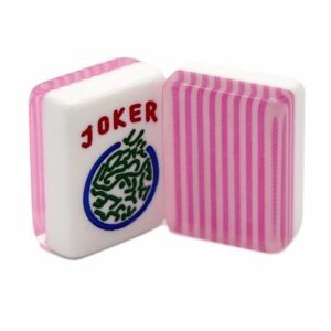 Pink-and-white-stripes-mahjong