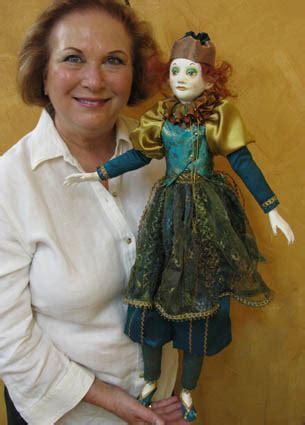 marlene slobin - Mahjongg doll artist